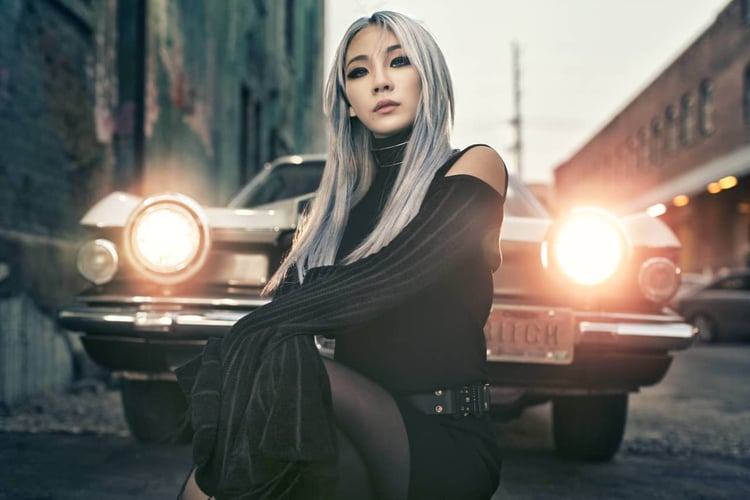 Chaerin-Lee-korean-rapper