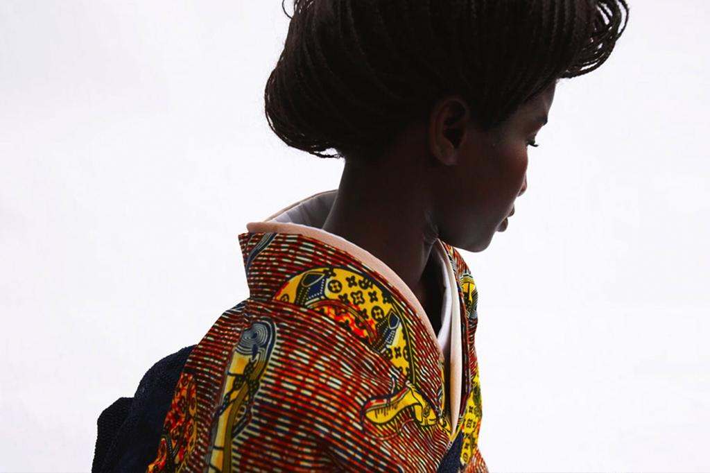 Wafrica - Der afrikanische Kimono