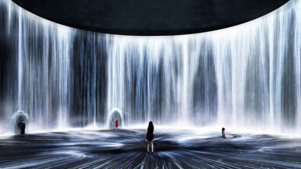 teamLab - Das digitale Kunstmuseum in Tokyo