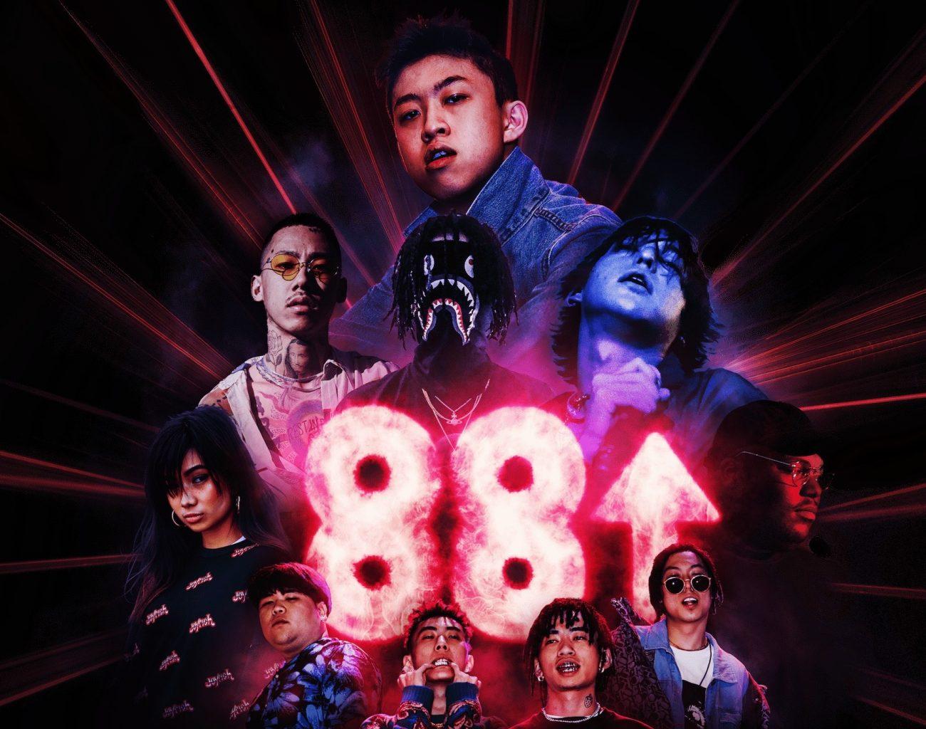 88rising  Asiatischer Hip Hop im Aufstieg