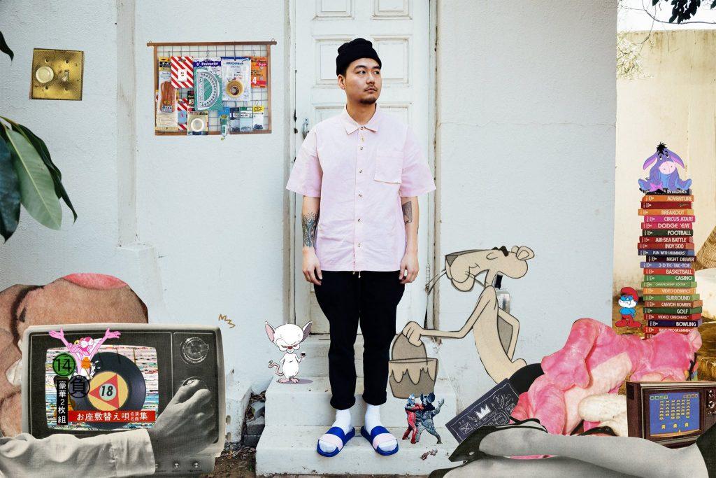 88rising-Doumbfoundead-Dummie-Asiatischer Hip Hop
