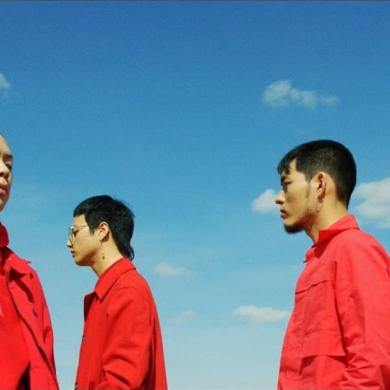 Indie-Band Hyukoh aus Südkorea