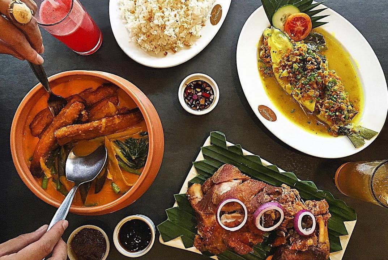 Pancit Bratnudeln - Philippinische Küche - Pinoy Food