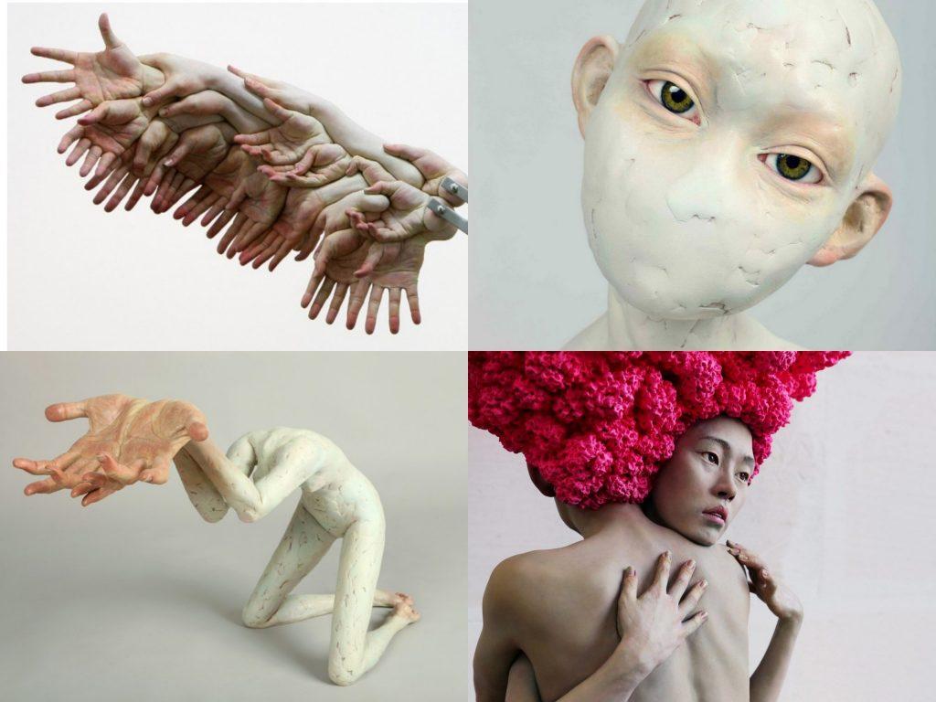 Asiatische Künstler - Choi Xooang aus Südkorea