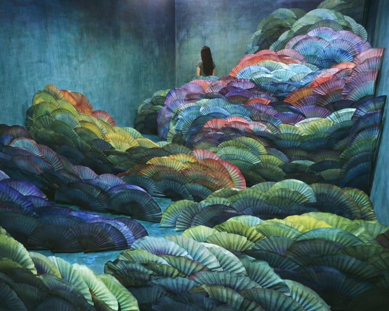 Zeitgenössische Kunst aus Asien- Jee Young Lee aus Südkorea