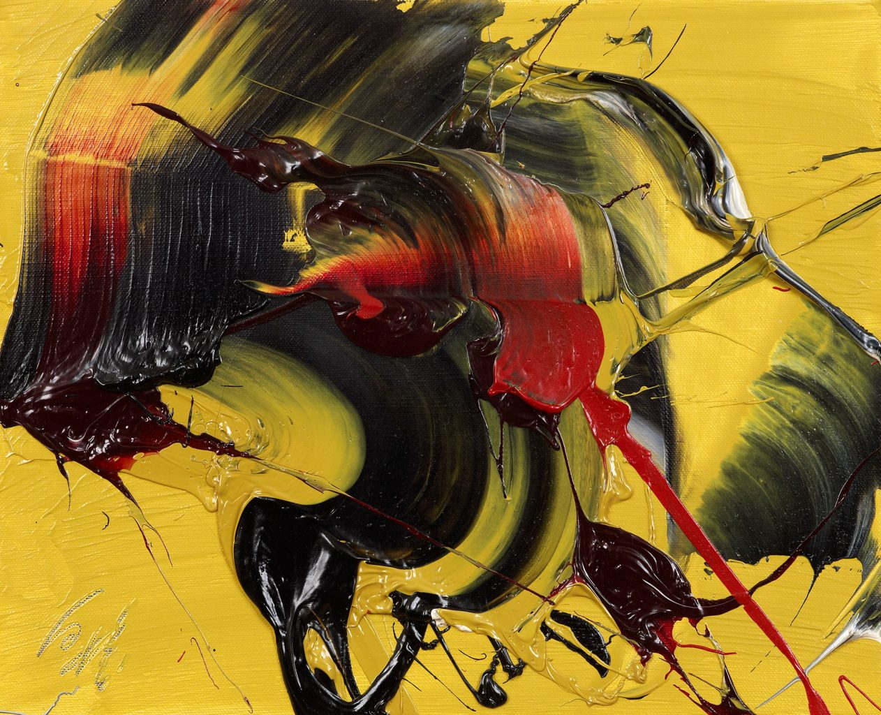 Zeitgenössische Kunst aus Asien - Kazuo Shiraga