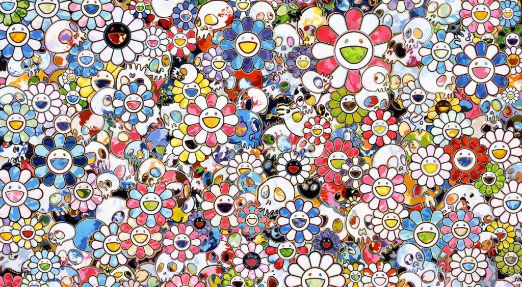 Zeitgenössische Kunst aus Asien - Takashi Murakami aus Japan