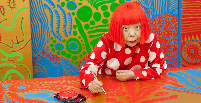 Asiatische Künstler - Yayoi Kusama