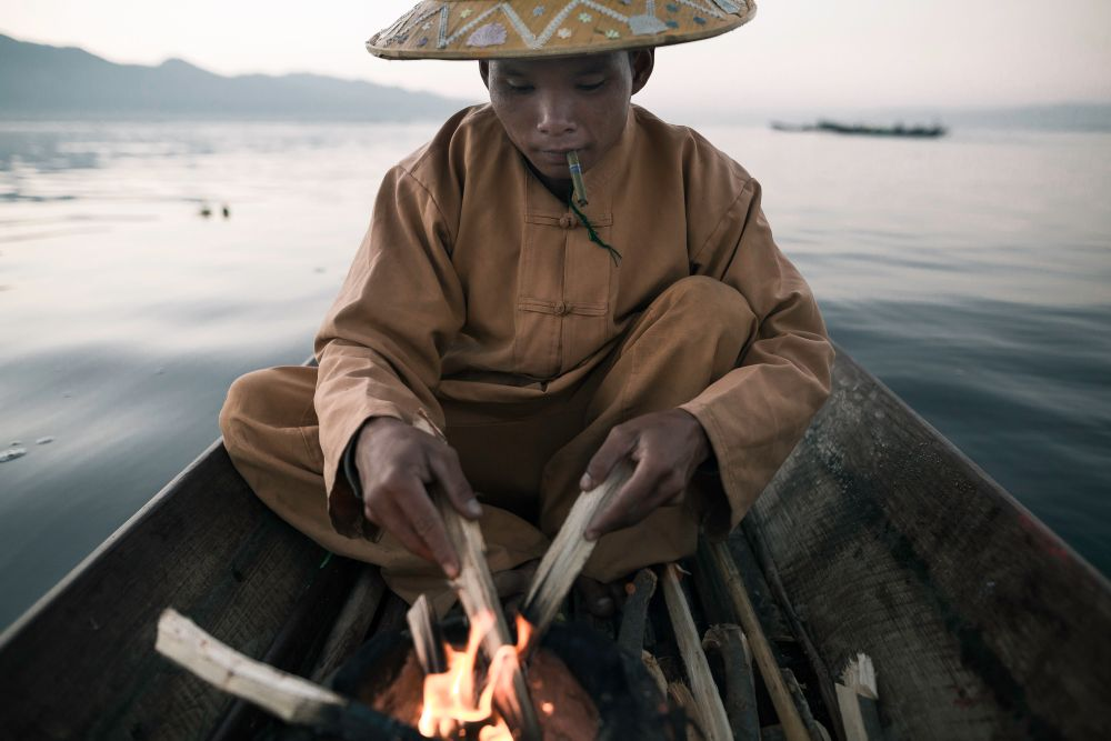 Die Gesichter Myanmars
