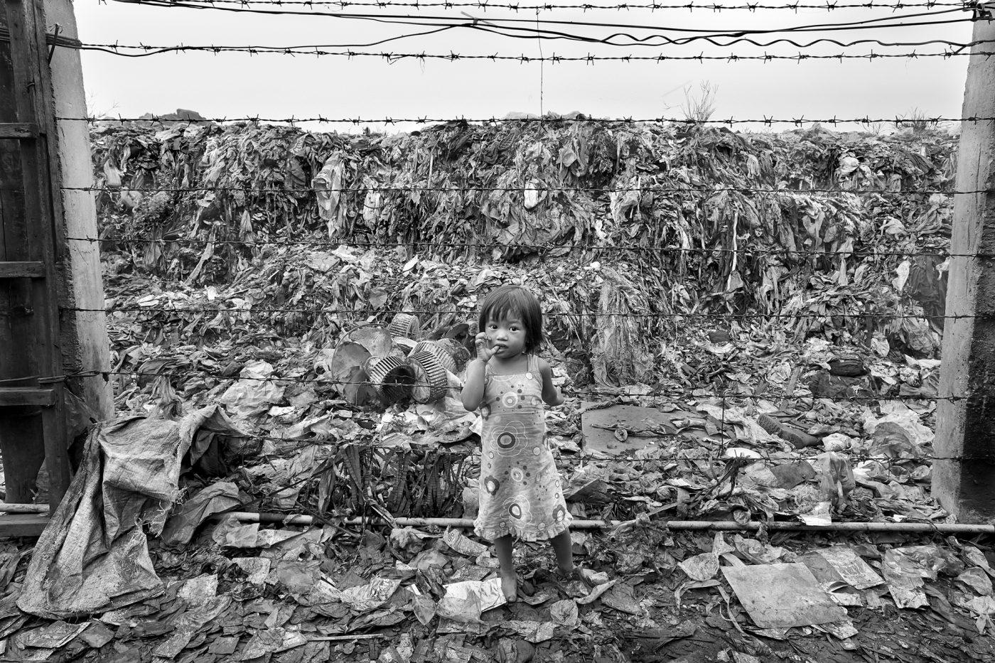 Slums in Manila - Eindrücke des Fotografen Larry Louie
