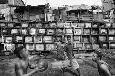 Slums in Manila - Auf dem Friedhof von Navotas