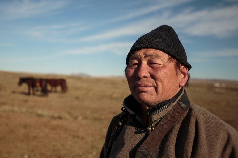 Fotograf Gavin Gough über seine Erfahrungen in der mongolischen Steppe