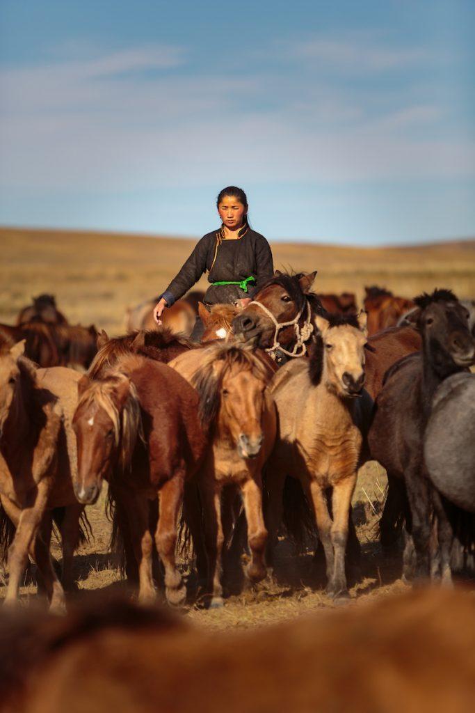 Fotograf Gavin Gough über seine Erfahrungen in der Mongolei