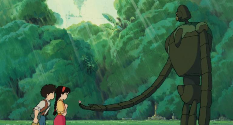 Studio Ghibli - Das sind die besten Filme - Das Schloss im Himmel