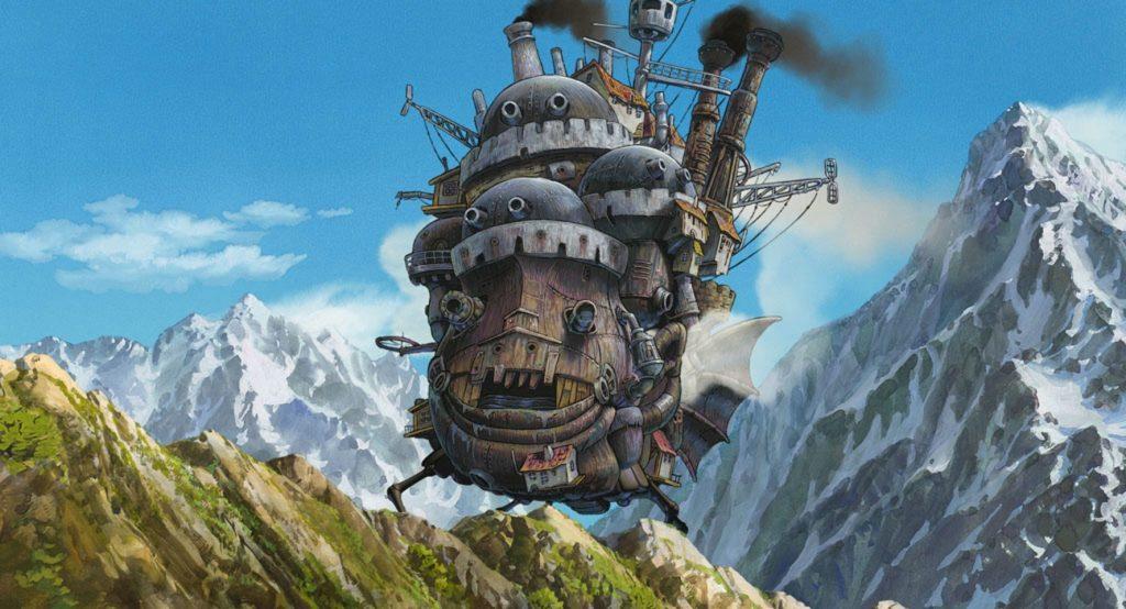 Studio Ghibli aus Japan - Das sind die besten Filme - Das Wandelnde Schloss