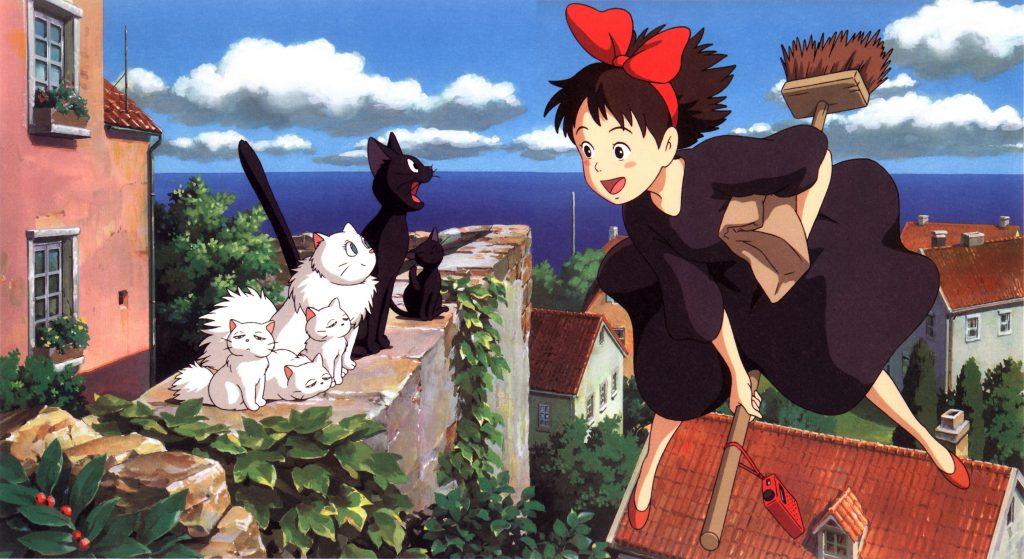 Studio Ghibli - Das sind die besten Filme - Kiki's kleiner Lieferservice