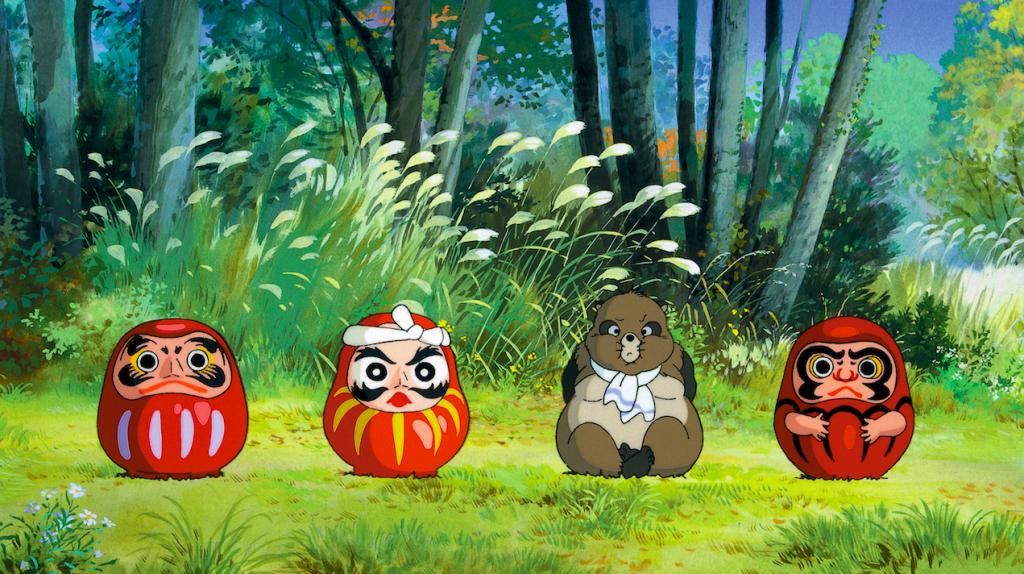 Studio Ghibli aus Japan - Das sind die besten Filme - Pom Poko