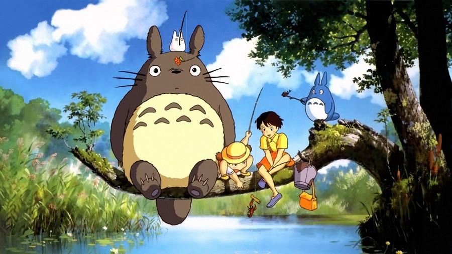 Studio Ghibli aus Japan - Das sind die besten Filme - Mein Nachbar Totoro