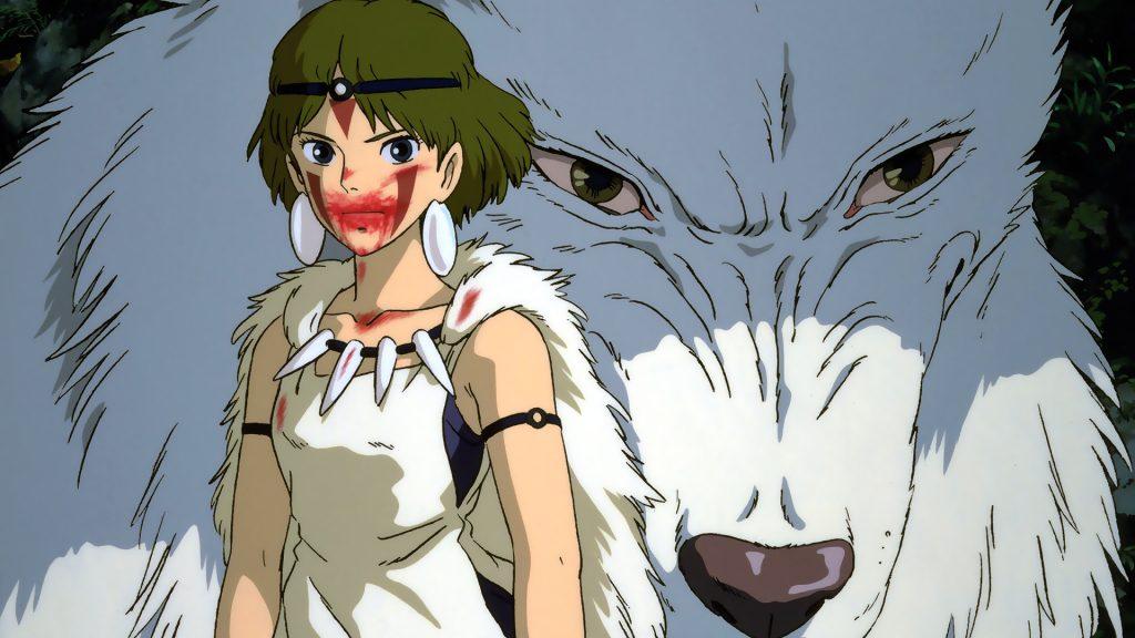 Studio Ghibli - Das sind die besten Filme - Prinzessin Mononoke