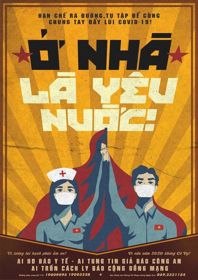 Kreativ im Kampf gegen die Corona-Pandemie - Le Duc Hiep aus Vietnam
