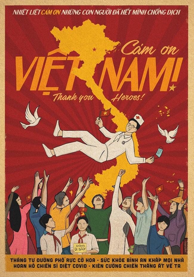 Künstler in der Corona-Krise |Le Duc Hiep aus Vietnam
