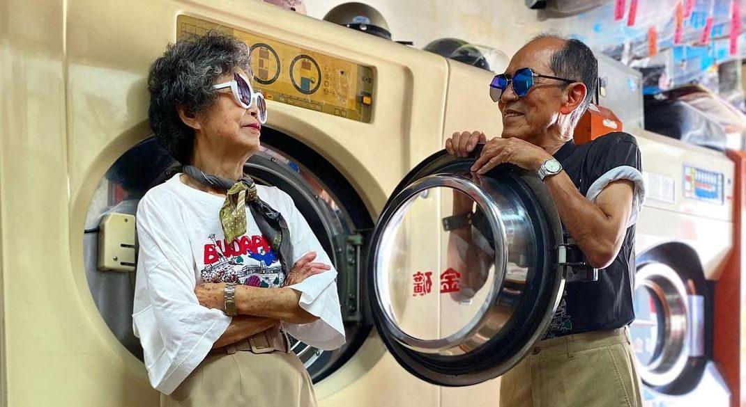 Diese 80-Jährigen sind Asien's älteste Fashion-Influencer
