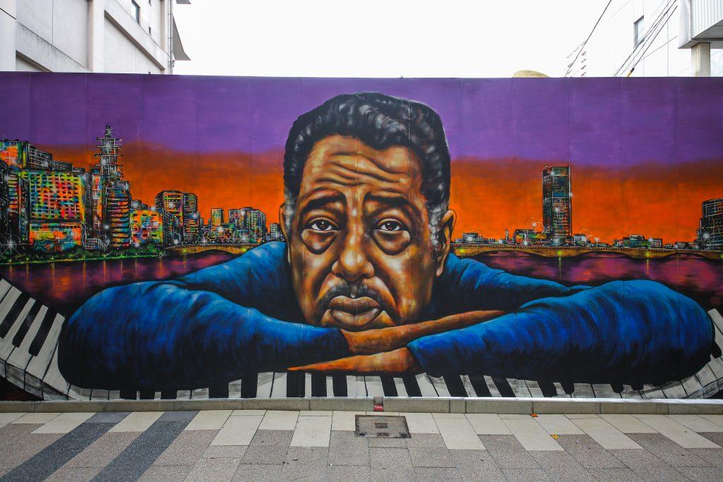Jazz-Legende Duke Ellington ist Ehrenbürger der Stadt Niigata in Japan