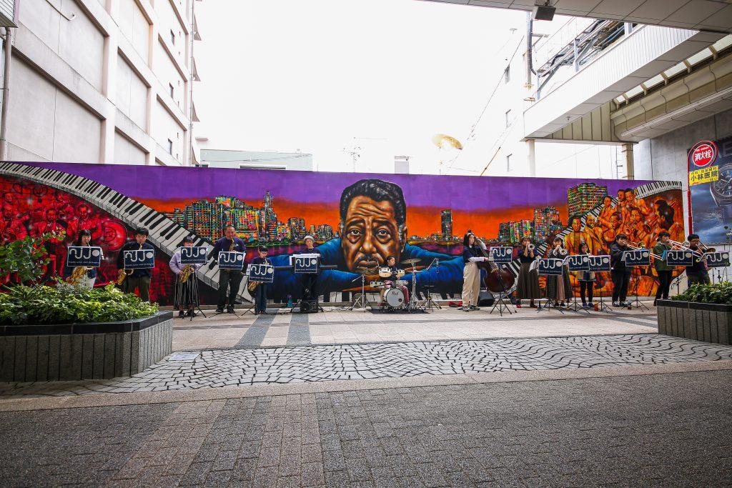 Jazz Big Band in Niigata, Japan