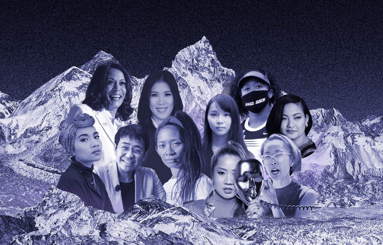 Weltfrauentag 2021 - Asiatische Frauen, die uns 2020 inspiriert haben