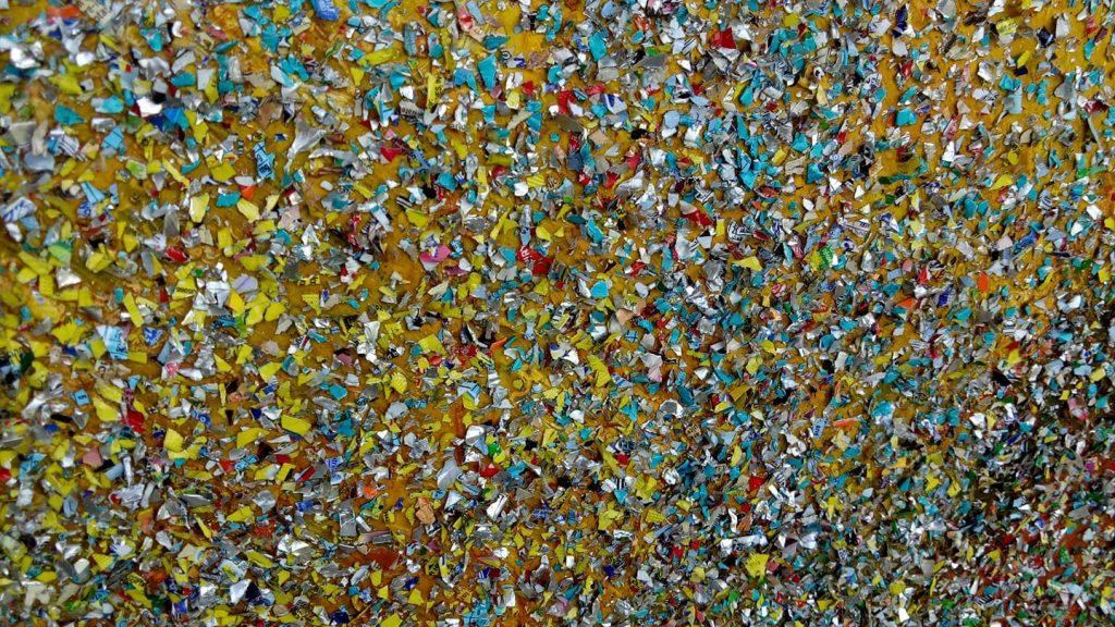 Philippinischer Künstler macht aus Plastikmüll Kunst