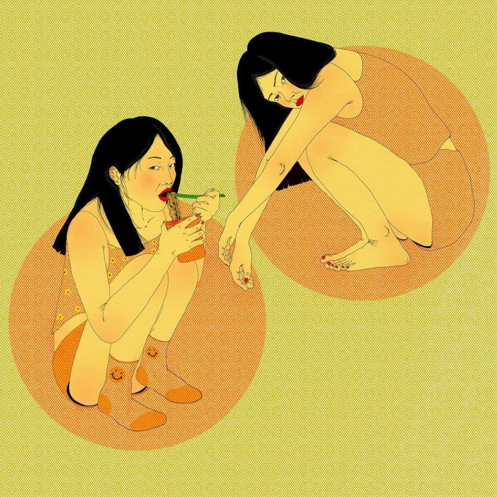 Illustratorin Dan Lynh Pham