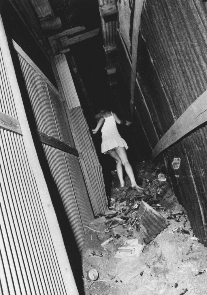Schattenseiten im Nachkriegs-Japan - Daido Moriyama